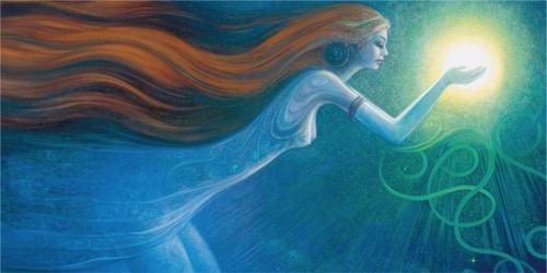 The divine feminine
