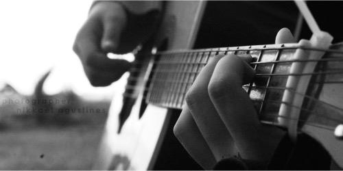 Life sings to me …